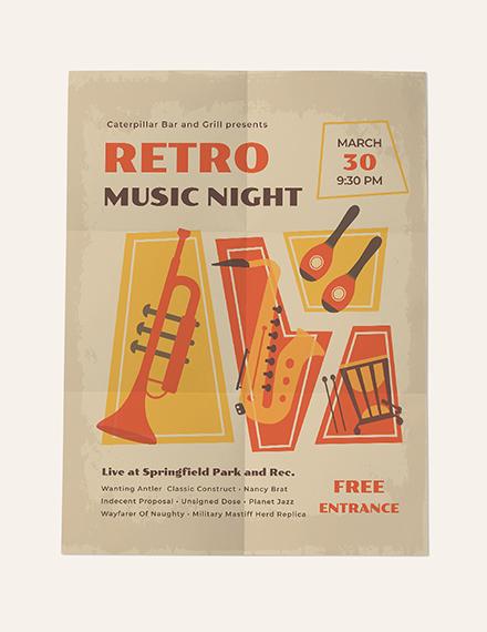 Vintage Poster Download