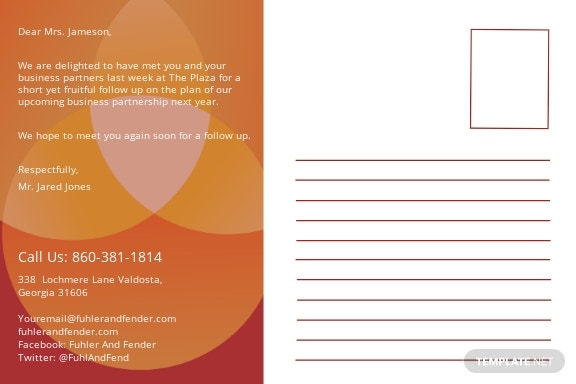Business Advertising Postcard Template 1.jpe