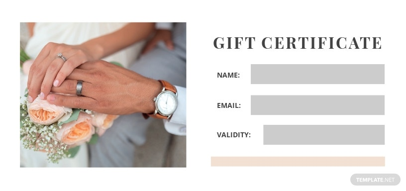 Photography Gift Voucher Template [Free JPG] - Illustrator, Word, Apple Pages, PSD, Publisher