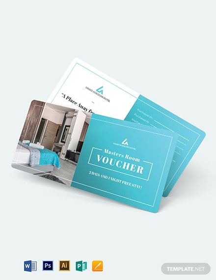 Printable Hotel Voucher Template