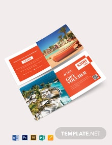 Sample Hotel Voucher Template
