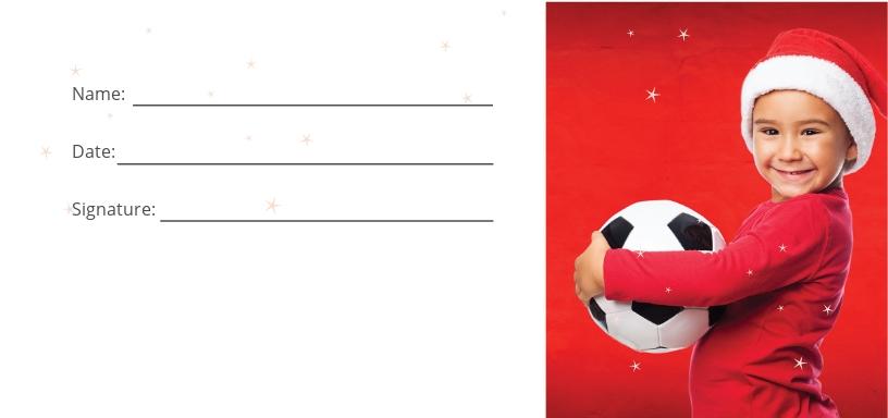 Christmas Football Gift Voucher Template 1.jpe