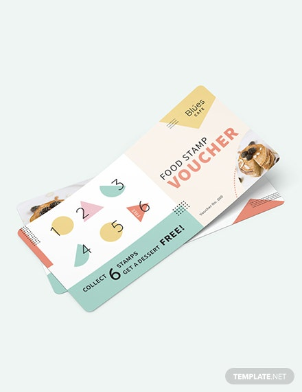 Food Stamp Voucher Download