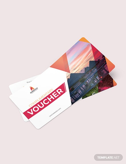 Hotel Complimentary Voucher Download