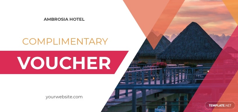 Hotel Complimentary Voucher Template.jpe