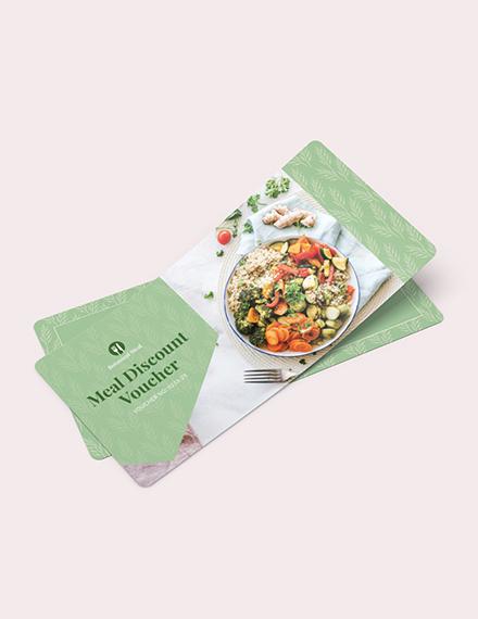 Meal Discount Voucher Download