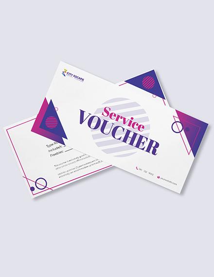 Service Hotel Voucher Download