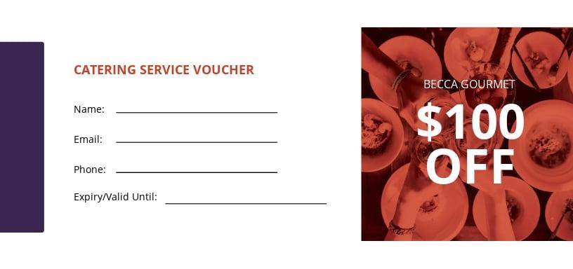 Service Voucher