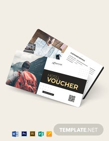 Travel Agent Hotel Voucher Template