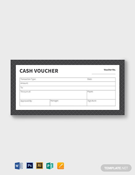 photograph about Printable Voucher named Obtain 445+ Printable Voucher Templates - Phrase PSD