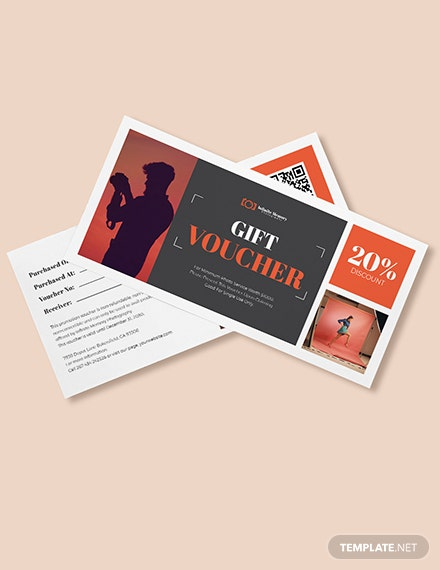 Photoshoot Photography Voucher Download