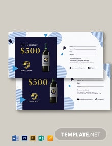 Money Book Voucher Template