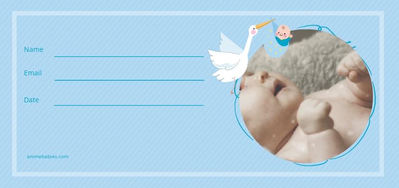 Newborn  Baby Photography Voucher Template 1.jpe