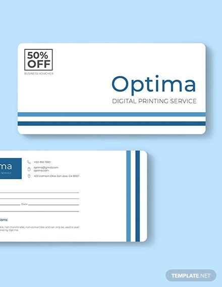 Printing Business Voucher Download