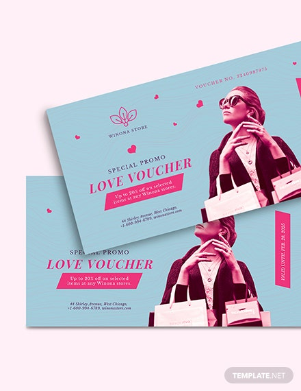 Sample Romantic Love Voucher For Wife