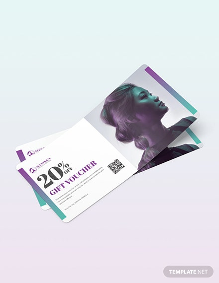Salon Voucher Download