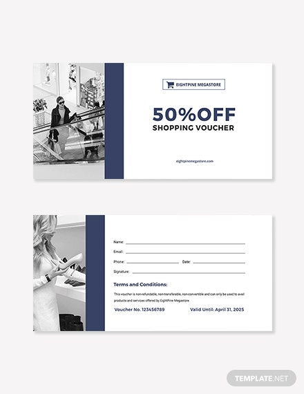 515 Free Voucher Templates Download Ready Made Template