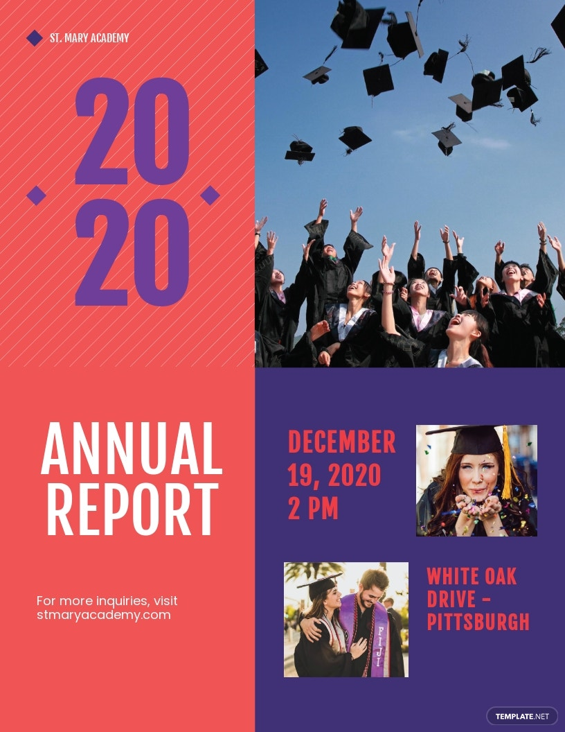 Annual Report Flyer Template.jpe