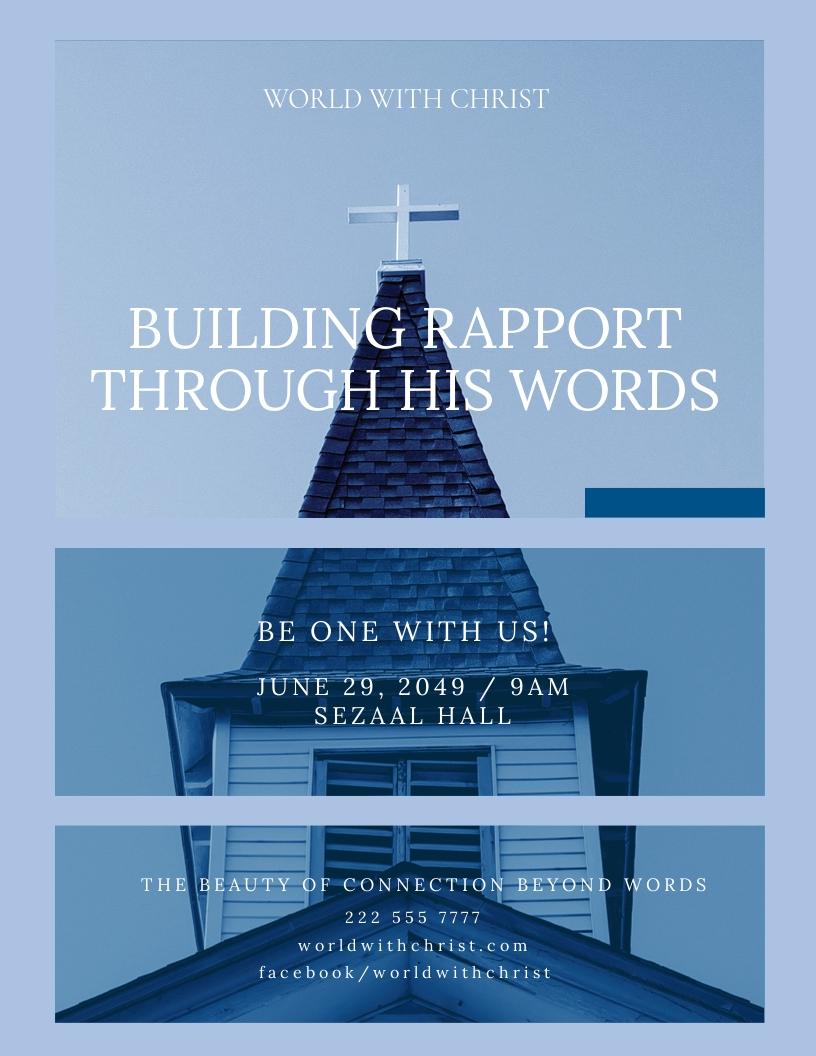 Modern Church Flyer Template.jpe