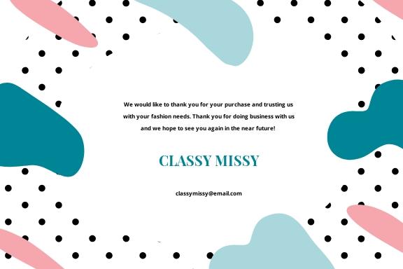 Fashion Business Thank You Card Template 1.jpe