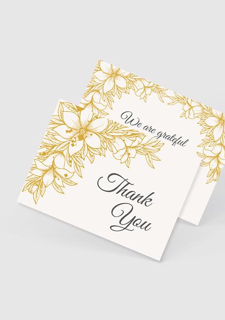 Sympathy Thank You Card Download