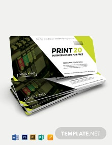 Printable Business Voucher Template