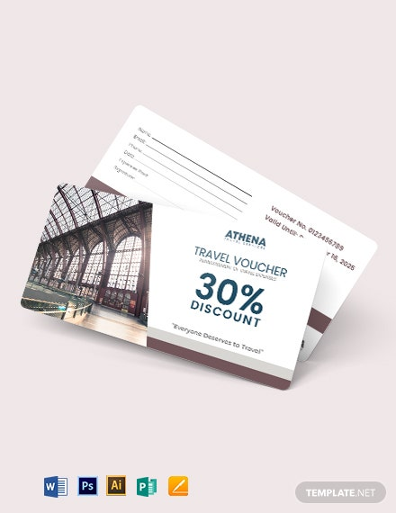 Reimbursement Payment Business Voucher Template
