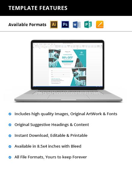 Textbook Voucher Printable