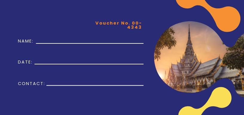 Weekend Getaway Travel Voucher Template 1.jpe