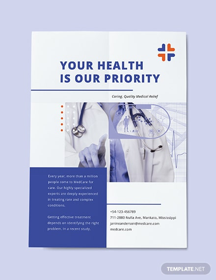 Health Care Poster  Download