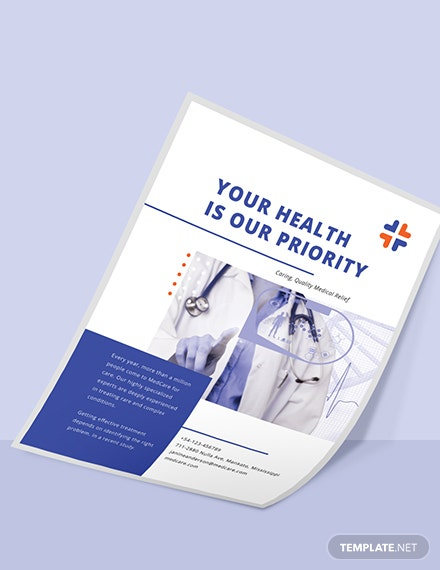 Sample Health Care Poster