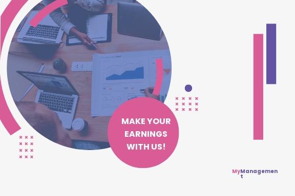 Marketing Services Postcard Template