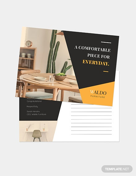Small Business Marketing Postcard Download