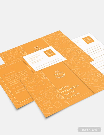Small Business Postcard Download