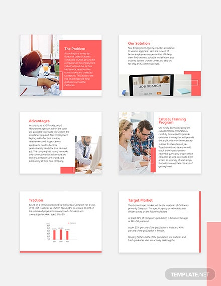 Agency Pitch Deck Download