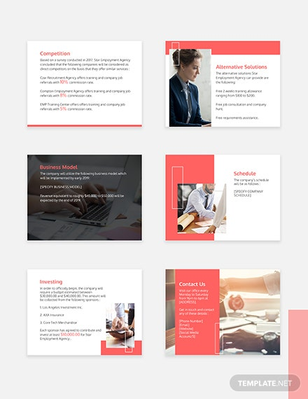 Sample Agency Pitch Deck