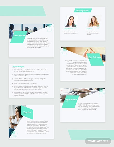 Corporate Pitch Deck Download