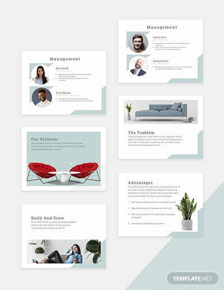 Creative Pitch Deck Download