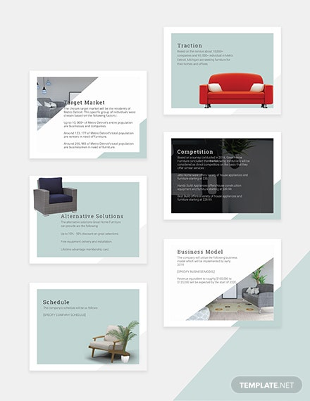 Sample Creative Pitch Deck