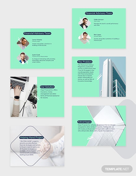 Insurance Pitch Deck Download