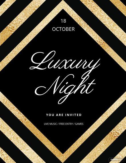Luxury Flyer Template
