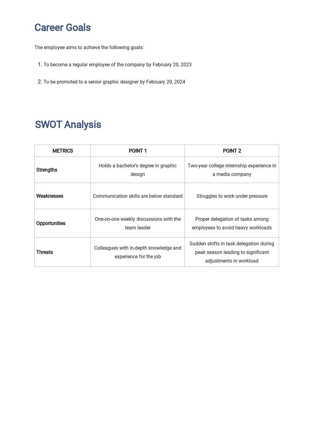 Simple Career Development Plan Template 1.jpe