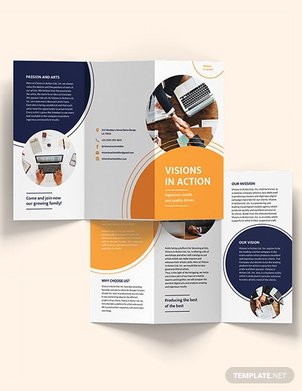 Proposal TriFold Brochure Download