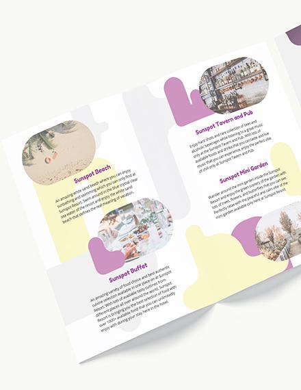 Summer BiFold Brochure Download
