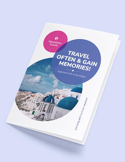 Vacation BiFold Brochure Download