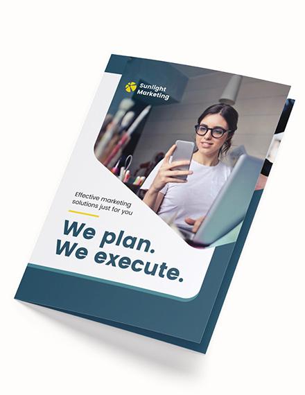 Marketing Business BiFold Download