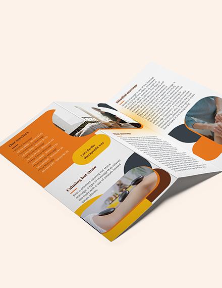 Massage TriFold Brochure Download