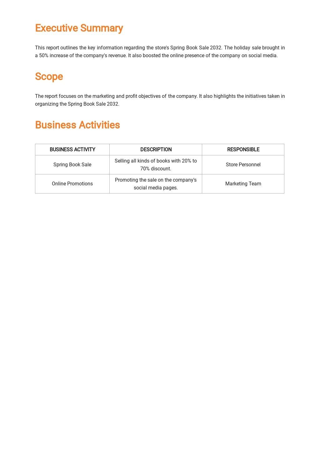 Business Report Sample Template 1.jpe
