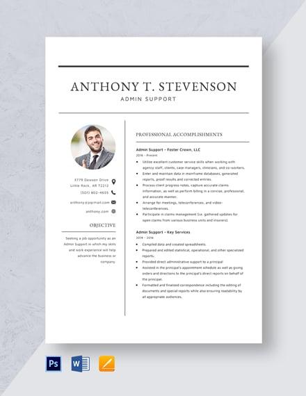 306  free resume templates