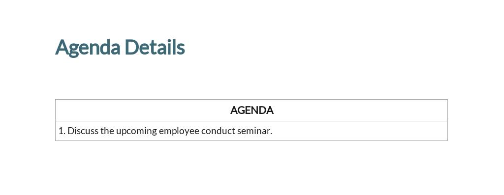 Sample Staff Meeting Minutes Template 2.jpe
